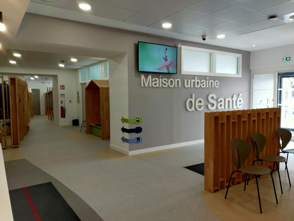 Centre de santé infirmier Cité de l'Ill Strasbourg