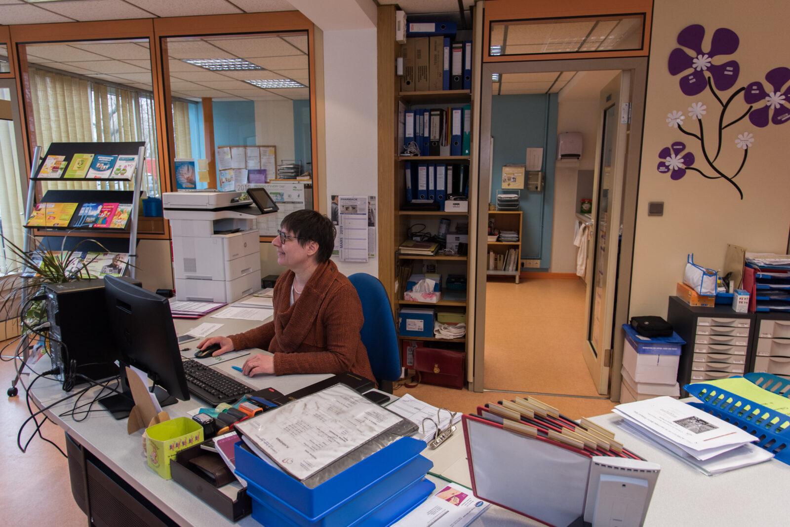 Soins Centre de santé infirmier Meinau Strasbourg